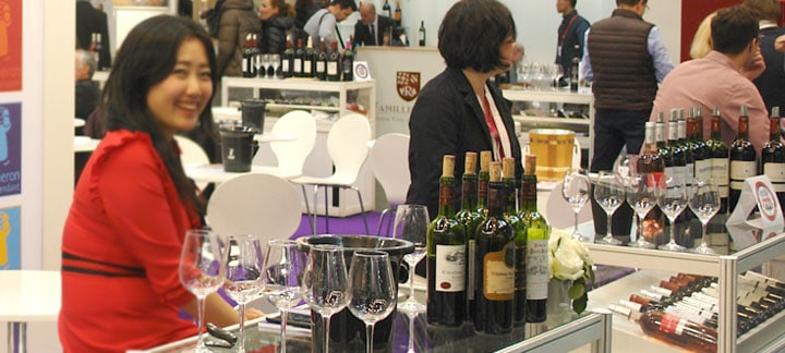 wine imports china