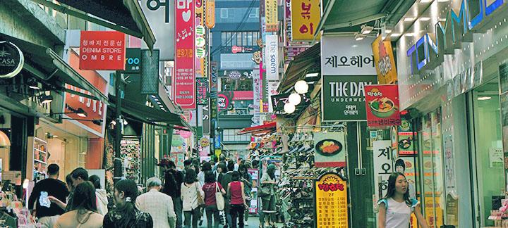 wine importers korea